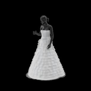 Showroom Wedding Dress.H03.2k